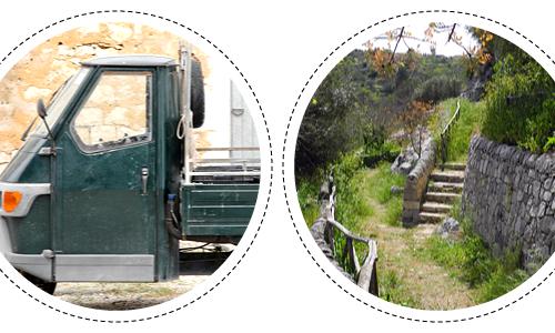 Einblicke in meine Reisetagebücher, Sizilien