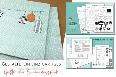 CHARM Trails Gästebuch Bundle